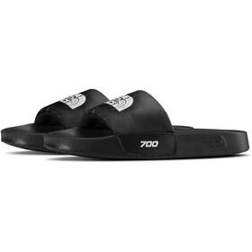 The North Face Nuptse Slide Shoes Women tnf black/tnf white